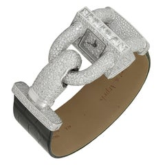 Van Cleef & Arpels Diamond Cadenas Watch