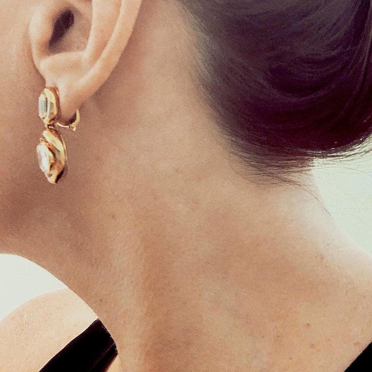 Women's Van Cleef & Arpels Diamond Convertible Necklace Suite For Sale