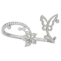 Van Cleef & Arpels Diamond Gold Bracelet