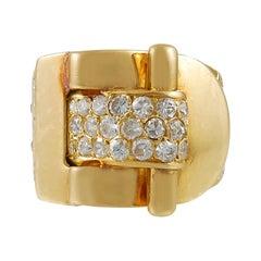 Van Cleef & Arpels Diamond Ludo Ring