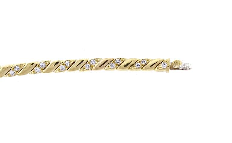 Van Cleef & Arpels Diamond Necklace For Sale 1