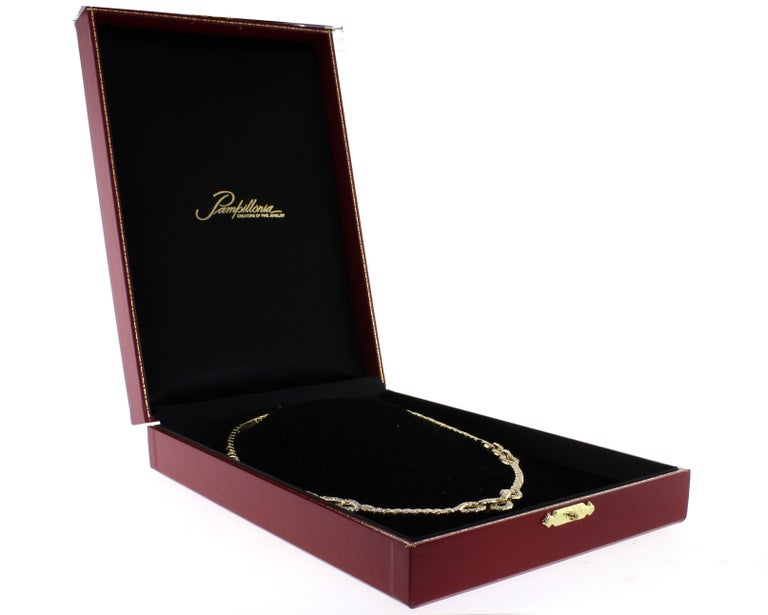 Van Cleef & Arpels Diamond Necklace For Sale 3