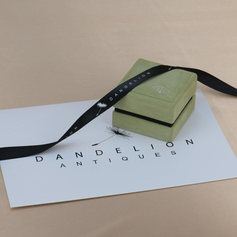Van Cleef & Arpels Diamond Porcelain Limited Edition Alhambra Rose Gold Necklace For Sale 3
