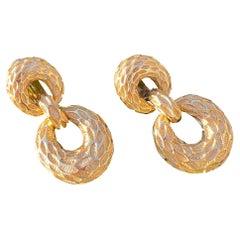 Van Cleef & Arpels Doorknocker Earrings