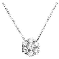 Van Cleef & Arpels Fleurette Diamond Ladies Pendent ARA48400