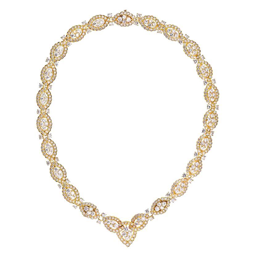 Van Cleef & Arpels Ganse Diamond Necklace
