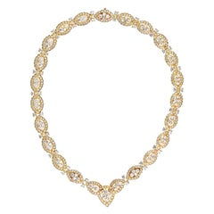 Van Cleef & Arpels Ganse Diamond Necklace
