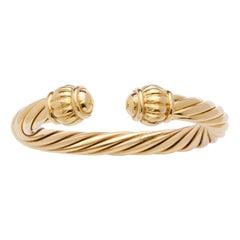 Van Cleef & Arpels Gold Bangle