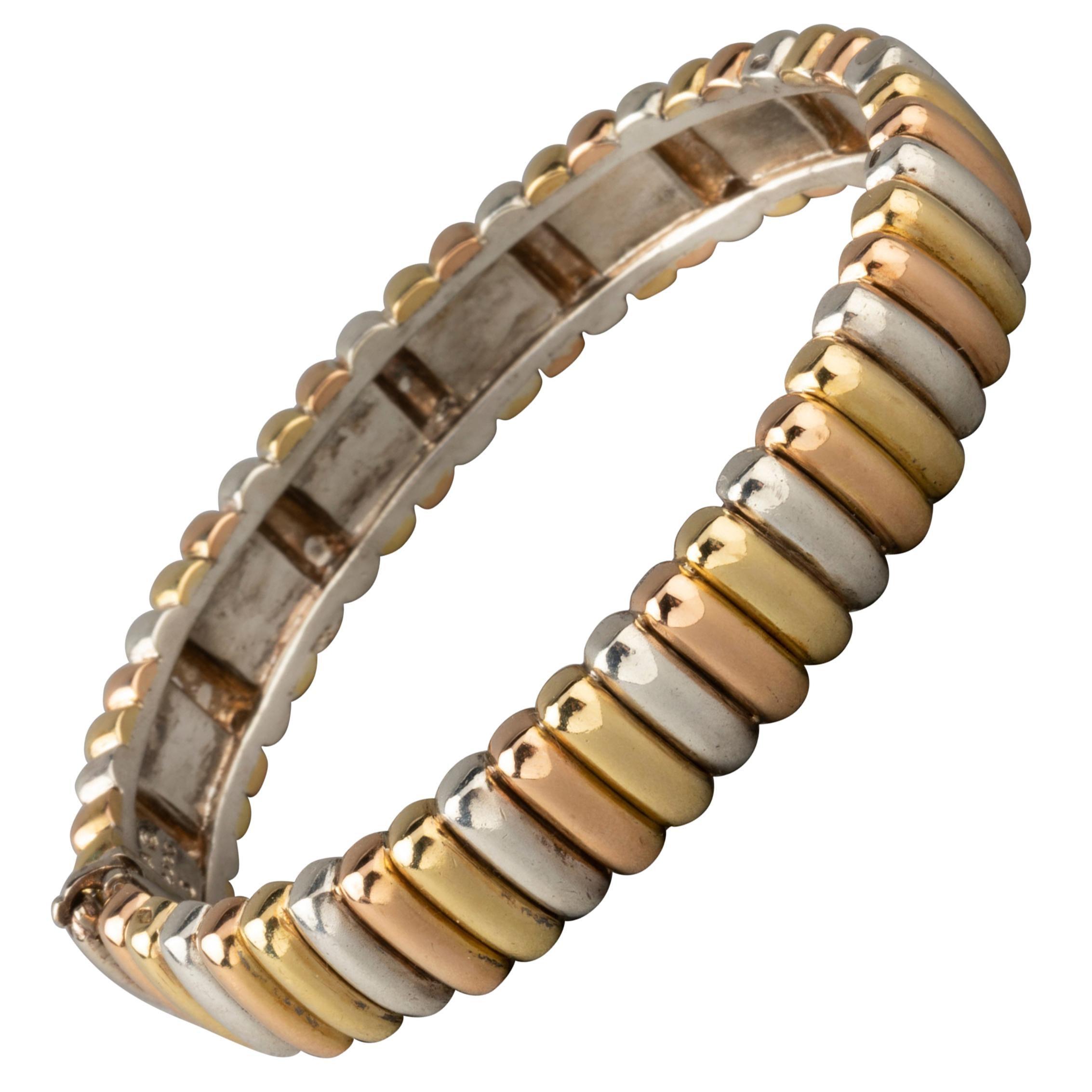 Van Cleef & Arpels Gold Bracelet Saint-Tropez Model