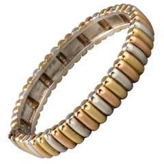 Van Cleef & Arpels Gold Bracelet Saint-Tropez Model