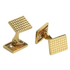 Van Cleef & Arpels Gold Cufflinks
