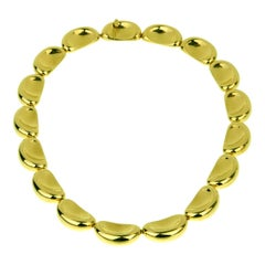 Van Cleef & Arpels Important Yellow Gold Necklace