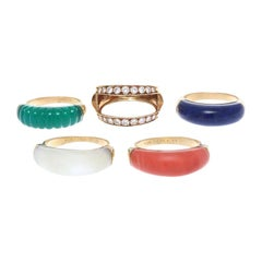 Van Cleef & Arpels Interchangeable Ring