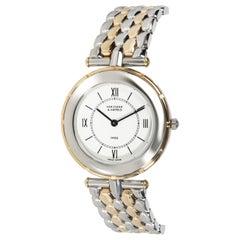 Van Cleef & Arpels La Collection 43107 HX4 Unisex Watch in 18kt Stainless Steel/