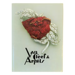 Van Cleef & Arpels Library or Coffee Table Book, circa 1980s