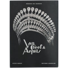 Van Cleef & Arpels Library or Coffee Table Book, circa 1990s