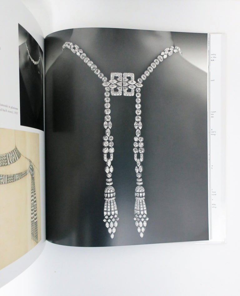 Van Cleef & Arpels Jewelry Library or Coffee Table Book For Sale 7