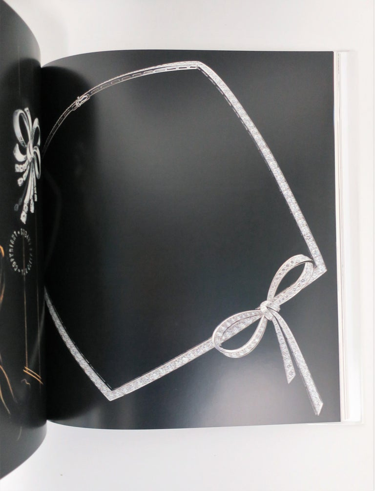 Van Cleef & Arpels Jewelry Library or Coffee Table Book For Sale 8