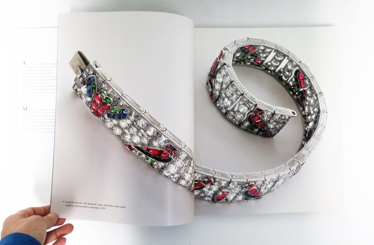 Modern Van Cleef & Arpels Jewelry Library or Coffee Table Book For Sale