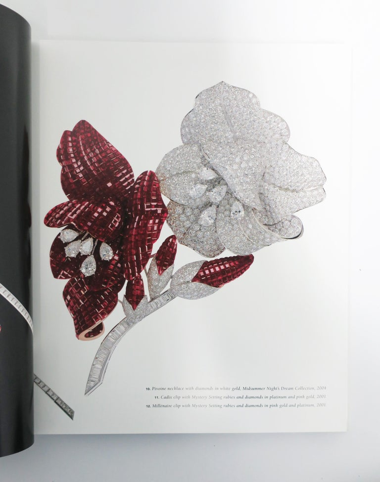 Van Cleef & Arpels Jewelry Library or Coffee Table Book For Sale 2