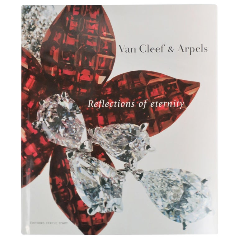 Van Cleef & Arpels Jewelry Library or Coffee Table Book For Sale