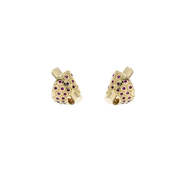 Van Cleef & Arpels Ludo Earrings In Excellent Condition For Sale In Monte Carlo, MC