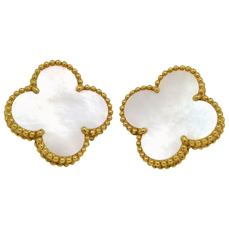 Magic Alhambra Earrings