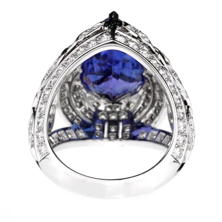 Van Cleef & Arpels One of a Kind Les Jardins Diamond Suite For Sale 6