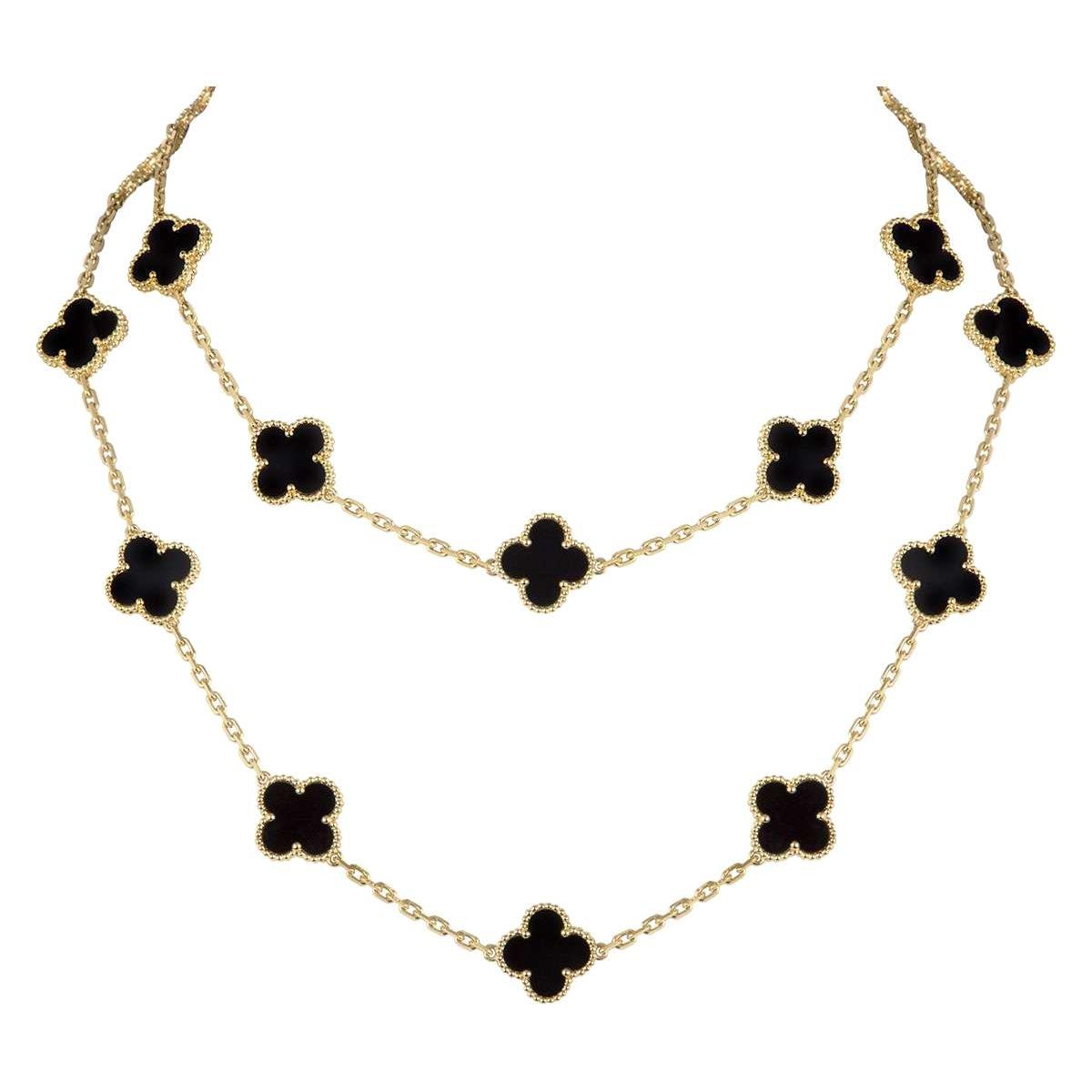 Magic Alhambra Necklace