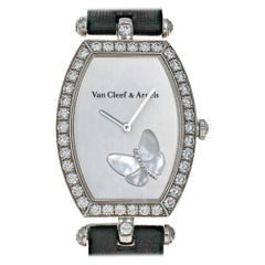 Van Cleef & Arpels Papillon Unknown, Case, Certified and Warranty