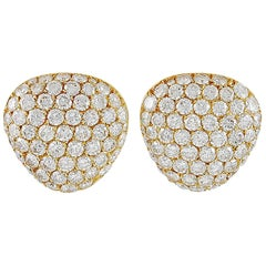Van Cleef & Arpels Pavé Diamonds Earrings
