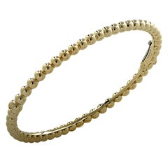 Van Cleef & Arpels Perlee Pearls of Gold Bracelet