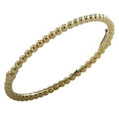 Van Cleef & Arpels Perlee Pearls of Gold Bracelet