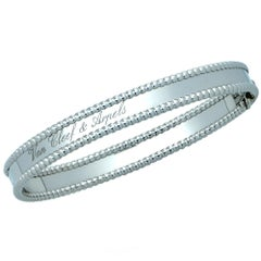 Van Cleef & Arpels Perlee Signature Bracelet
