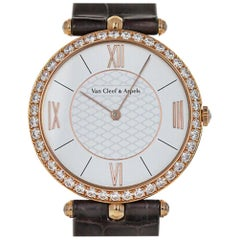 Van Cleef & Arpels Pierre Arpels VCAR03GL00, Case, Certified and Warranty