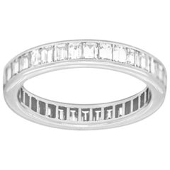 Van Cleef & Arpels Platinum Eternity Band