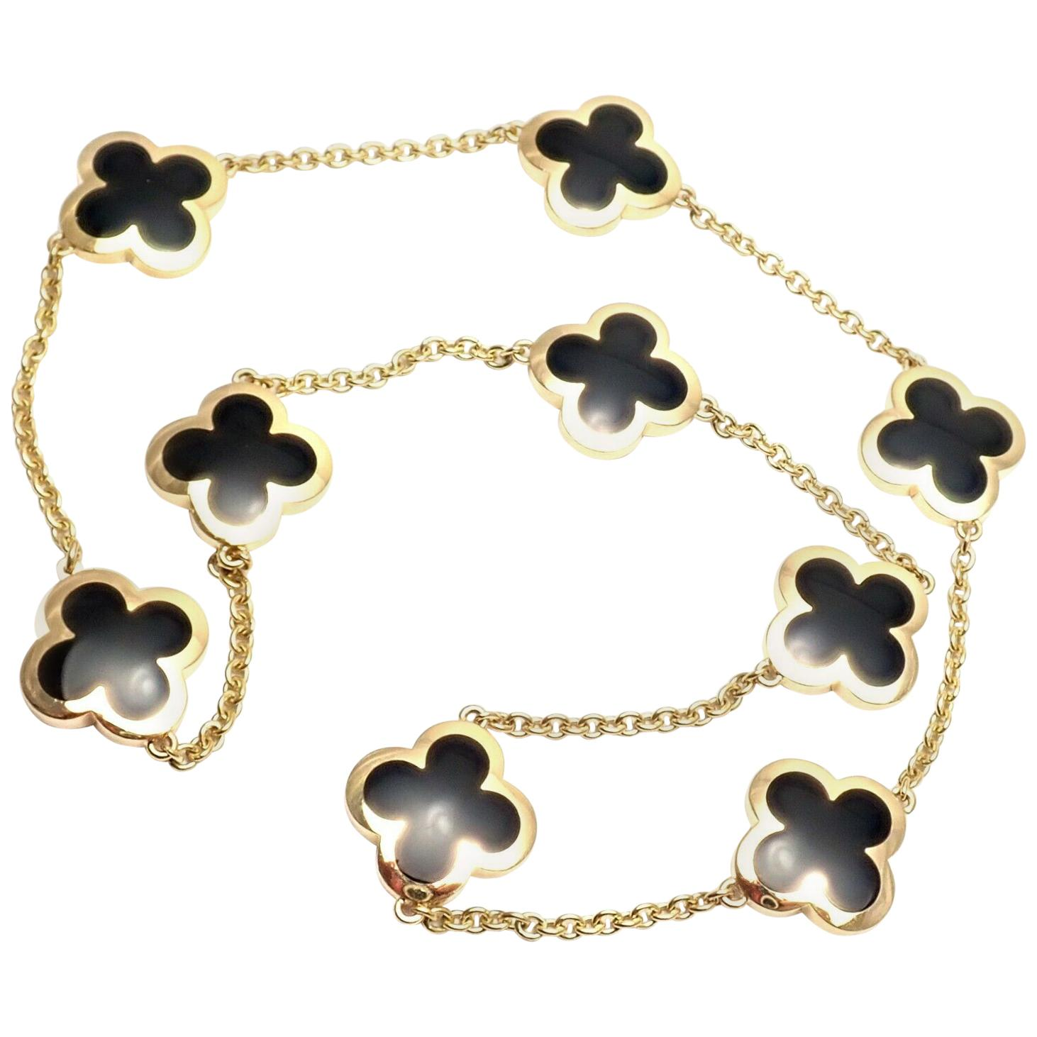 Pure Alhambra Necklace