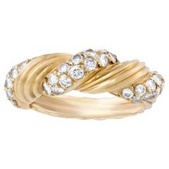 Van Cleef & Arpels Retro Diamond Ring