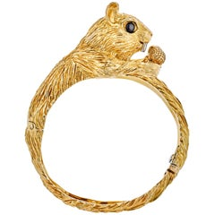 Van Cleef & Arpels Squirrel Bracelet
