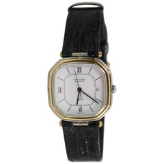 Van Cleef & Arpels Stainless Steel Vintage Watch