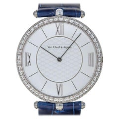Van Cleef & Arpels Unknown G1102 BZ, Case, Certified and Warranty