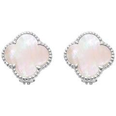 Van Cleef & Arpels Vintage Alhambra Earrings