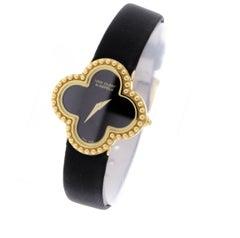 Van Cleef & Arpels Vintage Alhambra Ladies Wristwatch