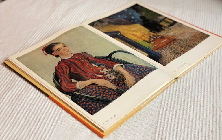 Arts and Crafts Van Gogh Tout En Couleur 50 Planches by Phaidon, Jacques Combes, Illustrated For Sale