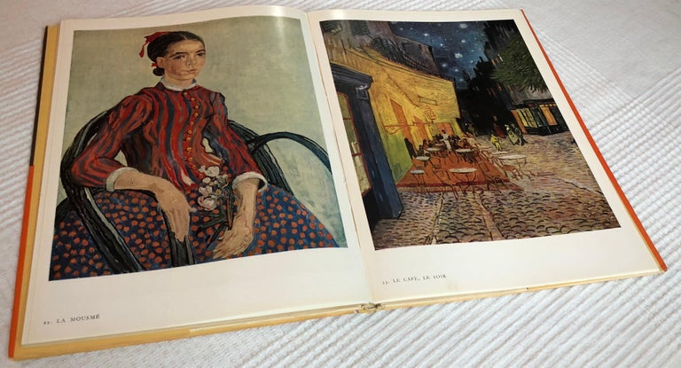 French Van Gogh Tout En Couleur 50 Planches by Phaidon, Jacques Combes, Illustrated For Sale
