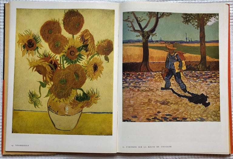 Van Gogh Tout En Couleur 50 Planches by Phaidon, Jacques Combes, Illustrated In Good Condition For Sale In London, GB
