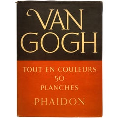 Van Gogh Tout En Couleur 50 Planches by Phaidon, Jacques Combes, Illustrated