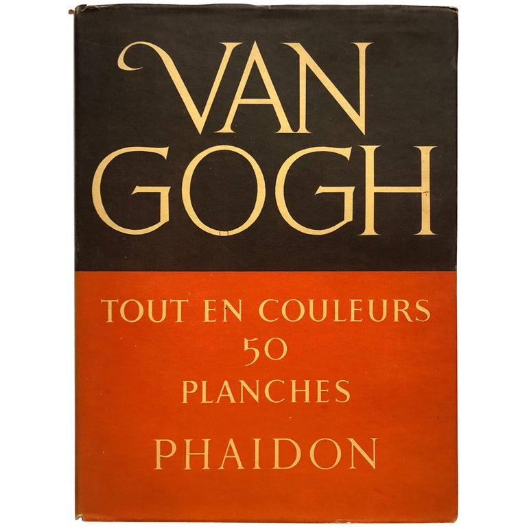Van Gogh Tout En Couleur 50 Planches by Phaidon, Jacques Combes, Illustrated For Sale