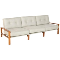 Van Keppel & Green Prototype Sofa Owned by The Founders of Architectural Pottery