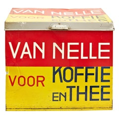 Van Nelle Tea Box by Jacques Jongert, circa 1930